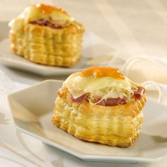 Pepperidge Farm® Puff Pastry - Recipe Detail - St. Patrick's Reuben Stack