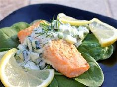... Salmon on Pinterest | Grilled salmon, Baked salmon and Teriyaki salmon