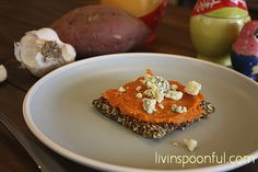 Get the recipe for this Sweet Potato Pizza by Livin' Spoonful, via Flickr on our blog...