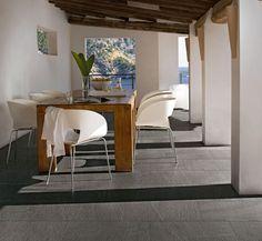 Dark Slate tile for outdoor spaces www.sarktile.com