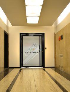 Nuestras oficinas en el edificio Comega