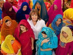 Ex-radical convertida a Jesus e diz que islã não é religião da paz