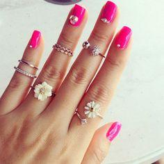 S O. C U T E  #nails #nailart #naildesign #beautyinthebag