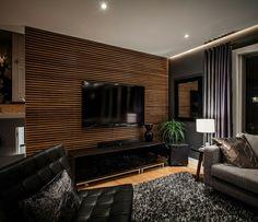 modernes wohnzimmer gestalten wohnzimmer einrichten wandpaneele tv ... - Modernes Wohnzimmer Design