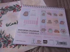 Mañana de Reyes Desk Calendars, Pusheen, Reyes, Bullet Journal, Xmas, Desktop Calendars, Desk Pad Calendar