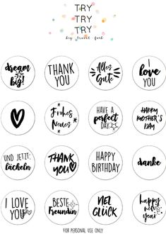 DIY gifts: tealight messages for birthdays, New Years Eve or just . - DIY gifts: tealight messages for birthdays, New Year& Eve or just because – TRYTRYTRY - Birthday Messages, It's Your Birthday, Birthday Cards, Diy Silvester, Diy Crafts To Do, Nouvel An, Diy For Teens, Diy Gifts, Tea Lights