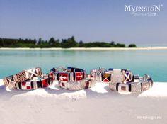 MyEnsign Bracelets.. www.myensign.eu