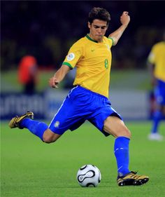 Brazilian soccer team - Kaka