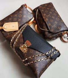 Louis Vuitton Monogram Collection.