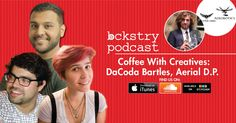 Coffee with Creatives – Dacoda Bartles Aerial D.P.