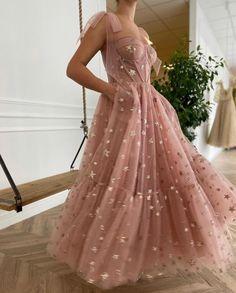 Cute Prom Dresses, Grad Dresses, Ball Gown Dresses, Pretty Dresses, Fairytale Dress, Fairy Dress, Fantasy Dress, Beautiful Gowns, Dream Dress