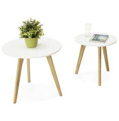 Pour vous permettre de décorer davantage votre intérieur, places les tables gigognes ART en complément de meuble. http://techneb.com/shop/fr/tables-basses/3761-tables-basses-design-gigognes-art-en-bois-et-chene-massif-blanc.html #table #gigogne #blanc #bois #intérieur #maison #design #scandinave #techneb #salon
