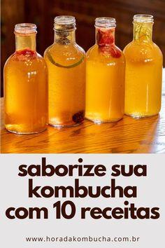 Kombucha, Hot Sauce Bottles, Zero, Drinks, Food, Healthy Tips, Juices, Bottle, Homemade