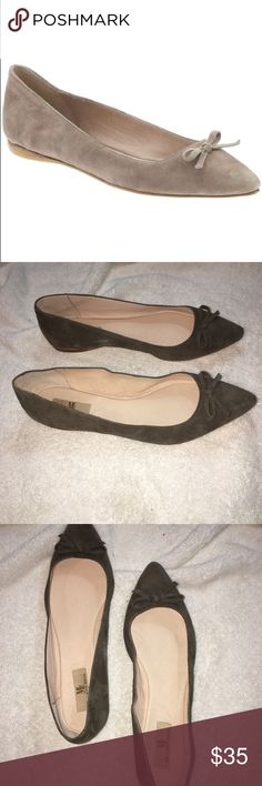 "I just added this listing on Poshmark: Mia Limited Edition ""Audrey"" Pointy Toe Flats. #shopmycloset #poshmark #fashion #shopping #style #forsale #Mia #Shoes"