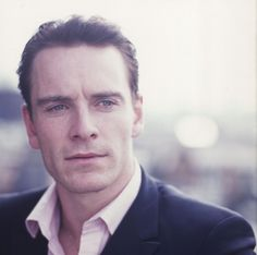 My student yesterday said Michael Fassbender is not handsome... This was so outrageously wrong and untrue it actually shut me up for a second or two, and that is a hard thing to do... So here Michael, prove her wrong luv :-D