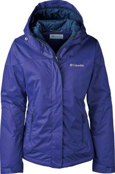 Block out the wind, cold and rain in our exclusive Peak Jacket from Columbia.  Sizes:  S-XL.  Colors:  Black Echo Emboss, Blue Macaw, Hyper Purple Echo Emboss, Red Hibiscus Echo Emboss.