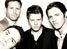 Tyler, Alaric, Matt & Jeremy ;)