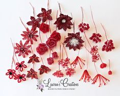 Hello everyone! I am Lauren Harpster, the designer behind Lauren's Creations. I am a 28 year old wife, and a mother to three adorable little kids. I've been making French Beaded Flowers for about six...