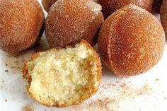Baked Doughnut Holes | Flourish - King Arthur Flour's blog
