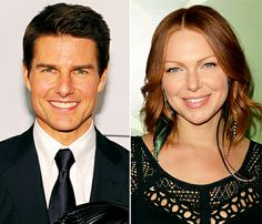 """Tom Cruise Not Dating Laura Prepon Despite Reports, """"Will Date Again"""" - Us Weekly"""
