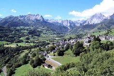 Lescun village, Pyrénées-Atlantiques