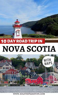 Canada Destinations, Road Trip Destinations, Canadian Travel, Canadian Rockies, European Travel, Road Trip Hacks, Road Trips, Nova Scotia Travel, Travel Tips