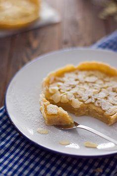 yummy flan tart