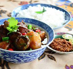Ayam Pong Teh Dari Dapur Che Mat mmm