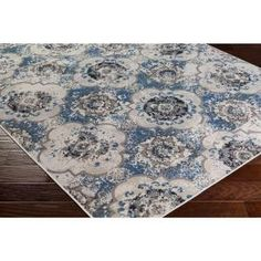 Artistic Weavers Didus Blue 2 ft. 2 in. x 4 ft. Indoor Area Rug S00151021697 at The Home Depot - Mobile