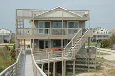 South Nags Head Vacation Rental:  641 |  Outer Banks Rentals