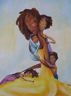 black love art | Courtney Loveless