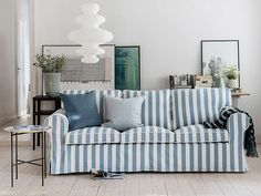 Merveilleux Personalise Your IKEA Ektorp Sofa With A New Fabric Slipcover.