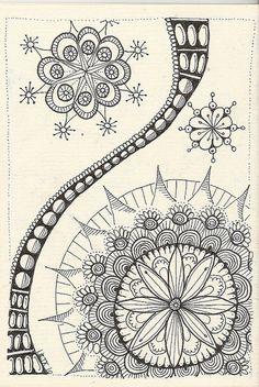 Tangle-4 by kraai65, via Flickr