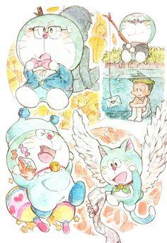 门+木/閑💤 (@xian_ren47) / Twitter Doraemon Wallpapers, Cute Cartoon Wallpapers, Character Art, Character Design, Steven Universe Lapis, Doraemon Cartoon, Red Bubble Stickers, Anime Group, Cute Photos