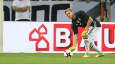 "Bayer 04 Leverkusen บนทวิตเตอร์: "".@Bernd_Leno also had a strong 45 minutes in…"