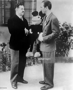 Walt Disney received the Legion of Honor in January 1936 Walt Disney receiving legion of honor january 1936
