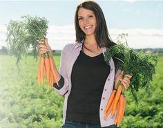 SAVOUREZ les légumes de la #VilleOtt. Voyez quels sont les légumes de la saison à Ontario terre nourricière.