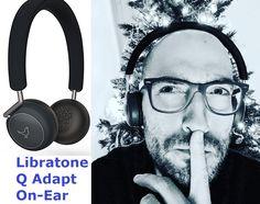 [Recensione] Libratone Q Adapt On-Ear Cuffie senza Fili Active Noise Cancelling