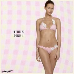 Happy Monday! Think Pink and Let's get the week started! ‪#‎emamo‬ ‪#‎beachwear‬ ‪#‎pink‬ ‪#‎ss15‬ ‪#‎sttropez‬ ‪#‎chic‬