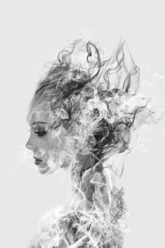 In Another World Art Print by Dániel Taylor Photomontage, Photoshop Photography, Art Photography, Double Exposition, Surreal Artwork, Double Exposure Photography, Another World, Photoshop Tutorial, Photoshop Actions