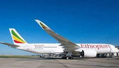 Ethiopian Airlines has become the first airline in Africa to take delivery of Airbus A350XWB