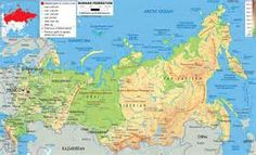 russia map - Bing Images