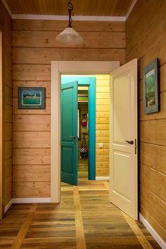 Дизайн интерьера деревянного дома из бруса от Nasonov DesignWerke-2