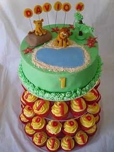 Lion king birthday