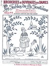 antique embroidery pattern library #free #embroidery #diy #crafts
