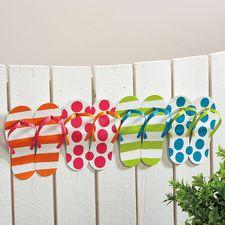 Flip-Flop Wall Art
