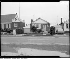 Hurricane Hazel, High Rise Apartments, College Campus, Aerial View, Historical Photos, Ontario, Shelter, Toronto, The Neighbourhood