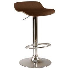 Winsome Adjustable Kallie Air Lift Swivel Counter Stool - Set of 2 - 93