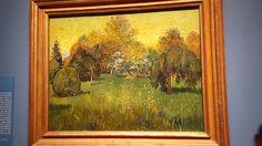 The Van Gogh Exhibit at the Art Institute in Chicago