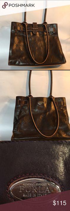Furla leather bag Furla leather bag Furla Bags Shoulder Bags